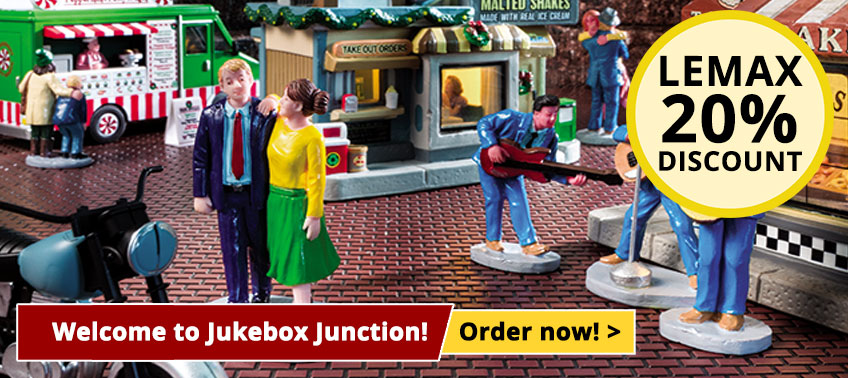 Welcome to Jukebox Junction!