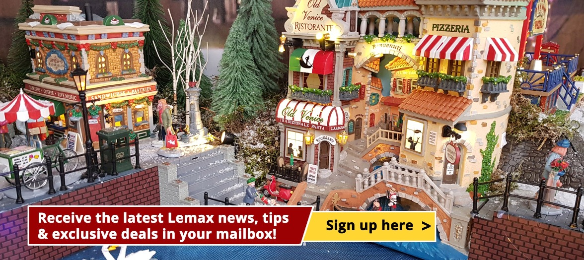 Lemax Newsletter