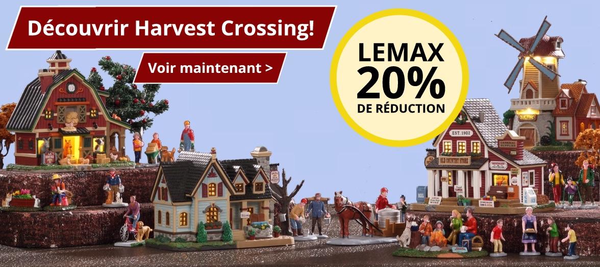 harvest crossing