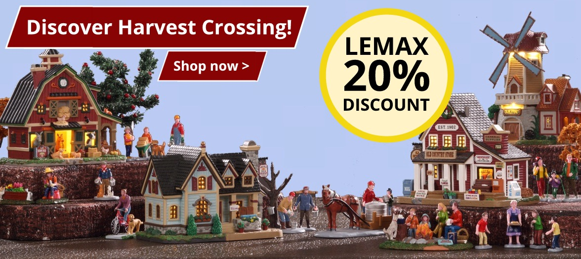 Lemax Harvest