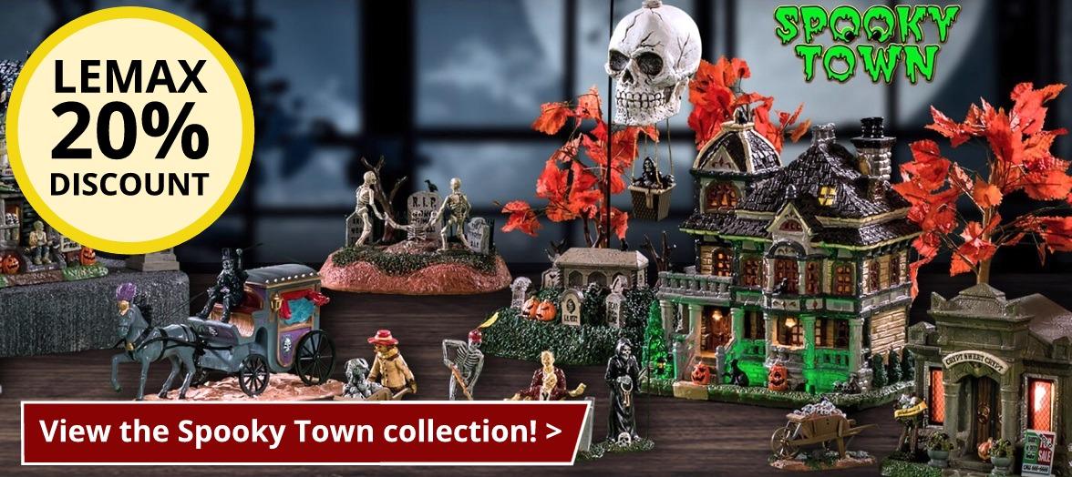 lemax-spookytown