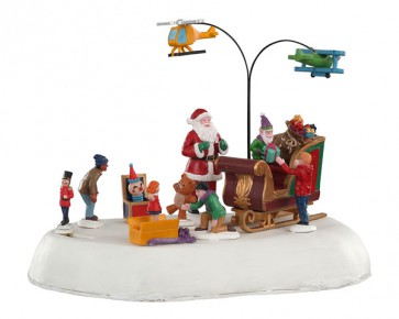 Lemax Jolly Toys