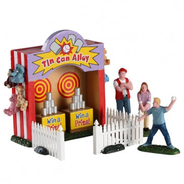 Lemax Tin Can Alley