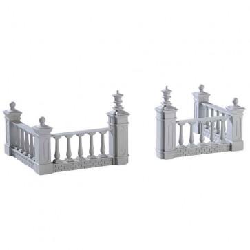 Lemax Plaza Fence