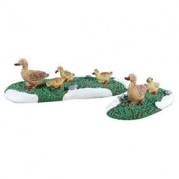 Lemax Ducks