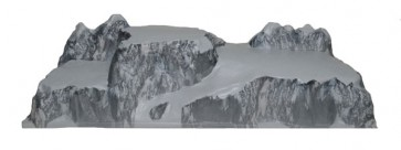 My Village Base Arlberg 120x40cm