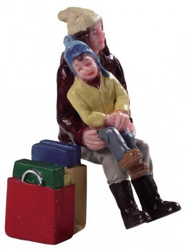 Lemax Christmas Shopping Break