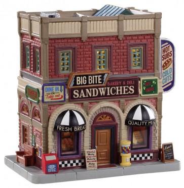 Lemax Big Bite Sandwiches