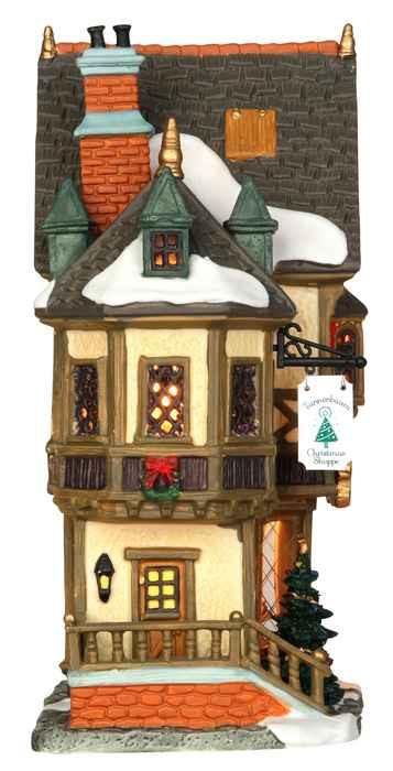 Animated Christmas Lighting