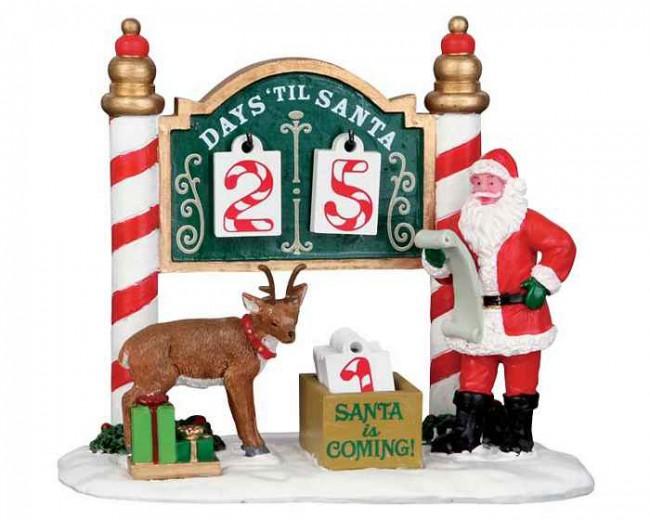 Lemax Christmas Countdown | Wishpel-Village.eu