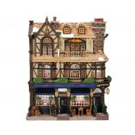 Lemax Wesley Pub
