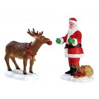 Lemax Reindeer Treats