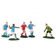 Lemax Soccer Practice