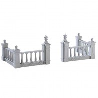 Lemax Plaza Fence