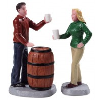 "Lemax ""Cheers!"""