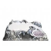 My Village Base Christmas Village Mont Blanc 42X25cm