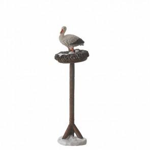 Luville Stork Nest Brown