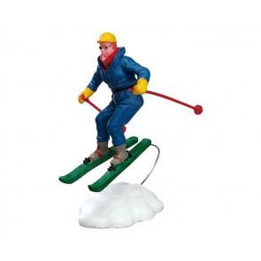 Lemax Weekend Skier