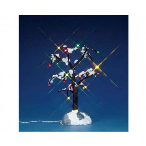 Lemax Snowy Dry Tree, Medium