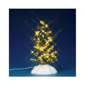 Lemax Lighted Pine Tree, Medium
