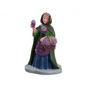 Lemax Violet Vendor