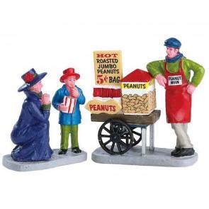 Lemax Roasted Peanut Treats