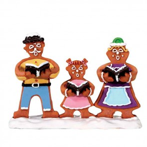 Lemax Gingerbread Carolers