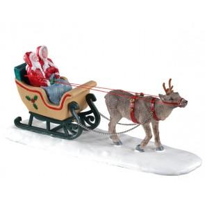 Lemax North Pole Sleigh Ride