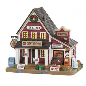Lemax Old Country Store
