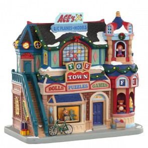 Lemax Toy Town
