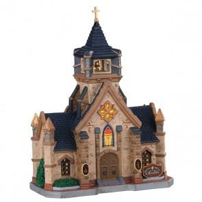 Lemax Beacon Hill Chapel