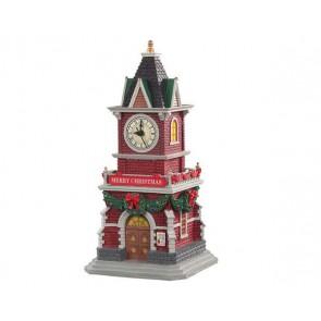 Lemax Tannenbaum Clock Tower