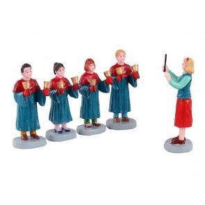 Lemax Handbell Choir