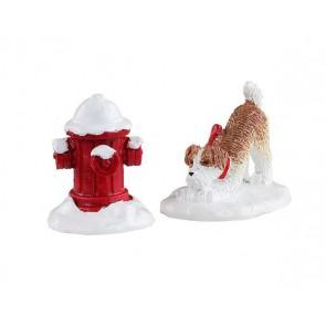 Lemax Snow Hydrant