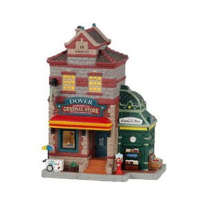 Lemax Dover General Store And Newsstand