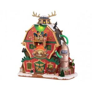 Lemax Santa'S Reindeer Training Academy