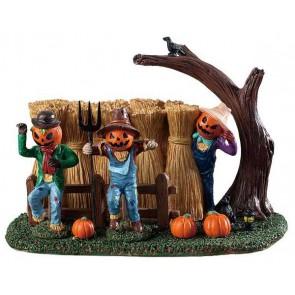 Lemax Sinister Scarecrows