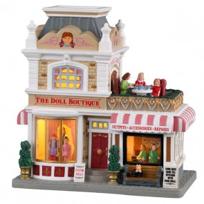 Lemax The Doll Boutique