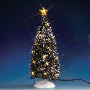 Lemax Clear Light Evergreen Tree