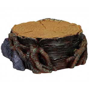 Lemax Tree Stump Display Platform - Small
