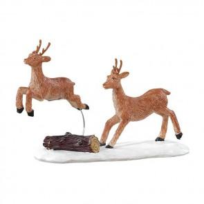 Lemax Prancing Reindeer