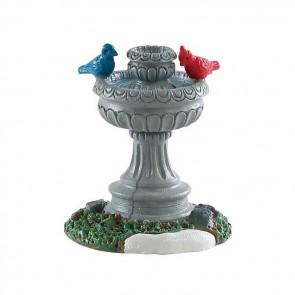 Lemax Bird Fountain