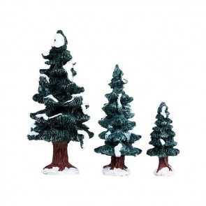 Lemax Christmas Evergreen Tree
