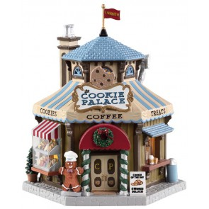 Lemax The Cookie Palace