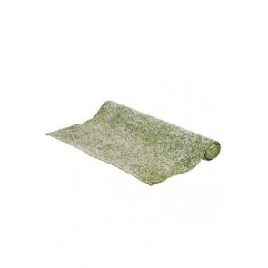 Luville Lawn Mat Green With Snow