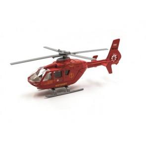 Jägerndorfer Helicopter Emergency Red 20.5X5Cm 1:50