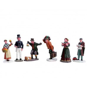 Lemax Townsfolk Figurines