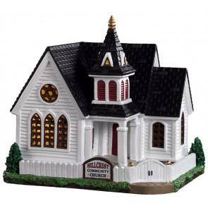 Lemax Hillcrest Community Church