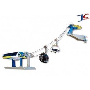 Jägerndorfer Playset yellow/blue 1:32