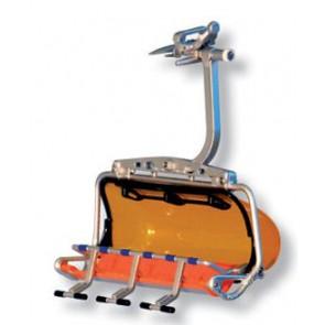 Jägerndorfer 6 seat Orange